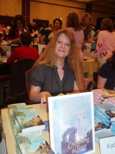 Kathryne Kennedy, author of ENCHANTING THE BEAST