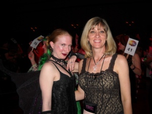 Leanna Renee Heiber and Lisa