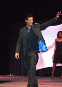 Stefan in his formalwear