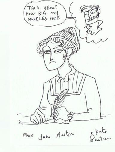 Beaton cartoon